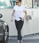 Kristen Stewart Out in Los Angeles - October 24th