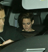 Kristen Stewart Leaving AFI Event - November 12
