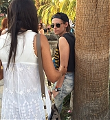 Kristen Stewart at Coachella - April 19