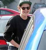 Kristen Stewart in Los Feliz - January 9