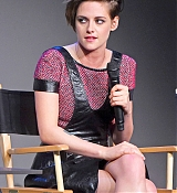 Kristen Stewart at Apple Store Soho Presents - Meet the Filmmakers of Camp X Ray -  October 7