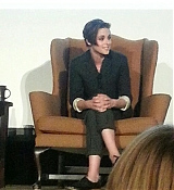 Kristen Stewart at  Foum Film Festival Camp X Ray Post Screening Q&A - October 7