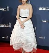 Kristen Stewart arrives at 2015 Cesar Awards - February 20