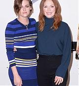 Kristen Stewart and Julianna Moore at Still Alice AOLBuild Event - January 13