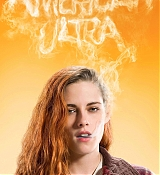 Kristen Stewart in American Ultra Movie Posters