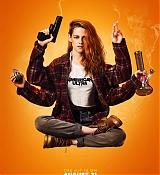 Kristen Stewart in 'American Ultra' Movie Poster