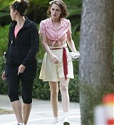 Kristen Stewart Films Untitled Woody Allen Project Photos - August 21