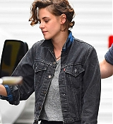 Kristen Stewart Untitled Woody Allen Project > Filming - September 21, 2015