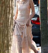 Kristen Stewart  Untitled Woody Allen Project Set Photos