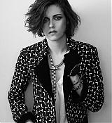 Kristen Stewart for Nylon Photoshoots 2015