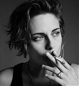 Kristen Stewart for Wonderland Magazine Photoshoots