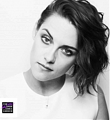Kristen Stewart During Late Late Show with James Corden - April 21