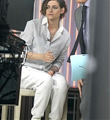 Kristen Stewart at The Today Show - January 15, 2015